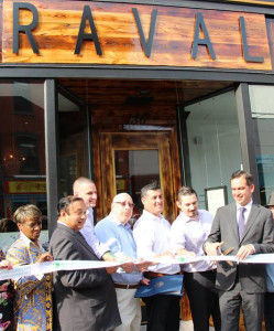 Ribbon Cutting Raval Tapas Bar & Cocktail Lounge  JC 5-29-2015 (cropped)
