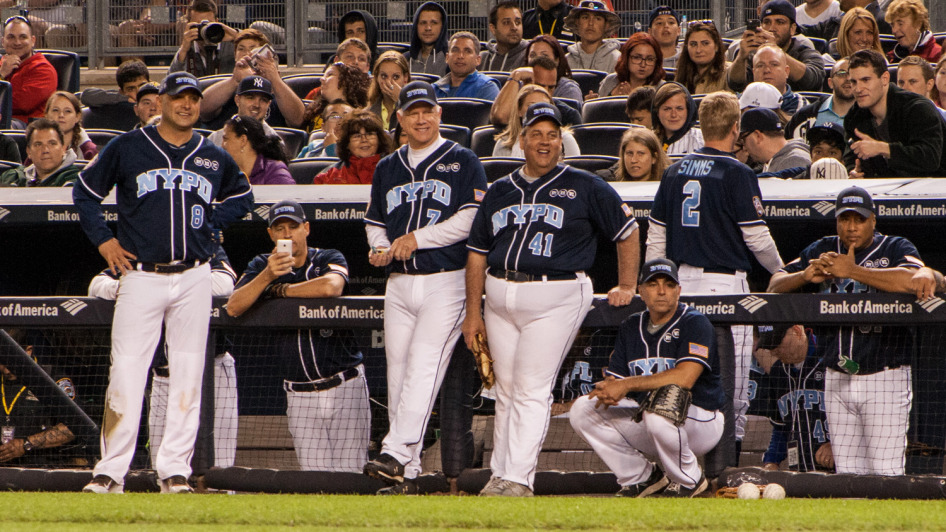 WFAN's Boomer & Carton Celebrity All Star Softball Game A ...