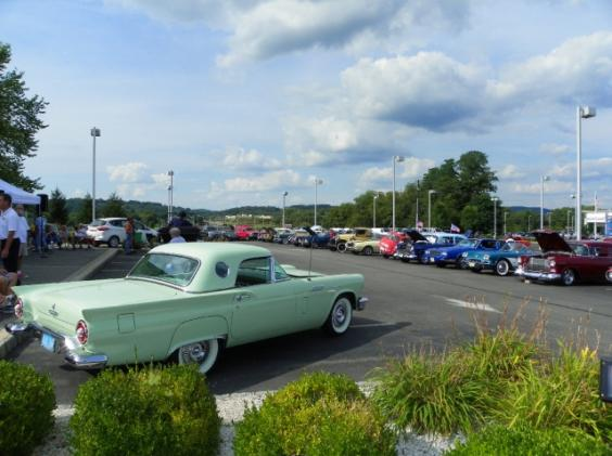 Sizzlin summer nights car show and drive in movie hip for Smith motor company nj