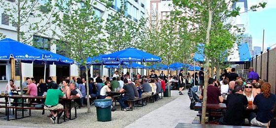 Jersey City Beer Garden Networking Event at Zeppelin Hall! - Hip New ...