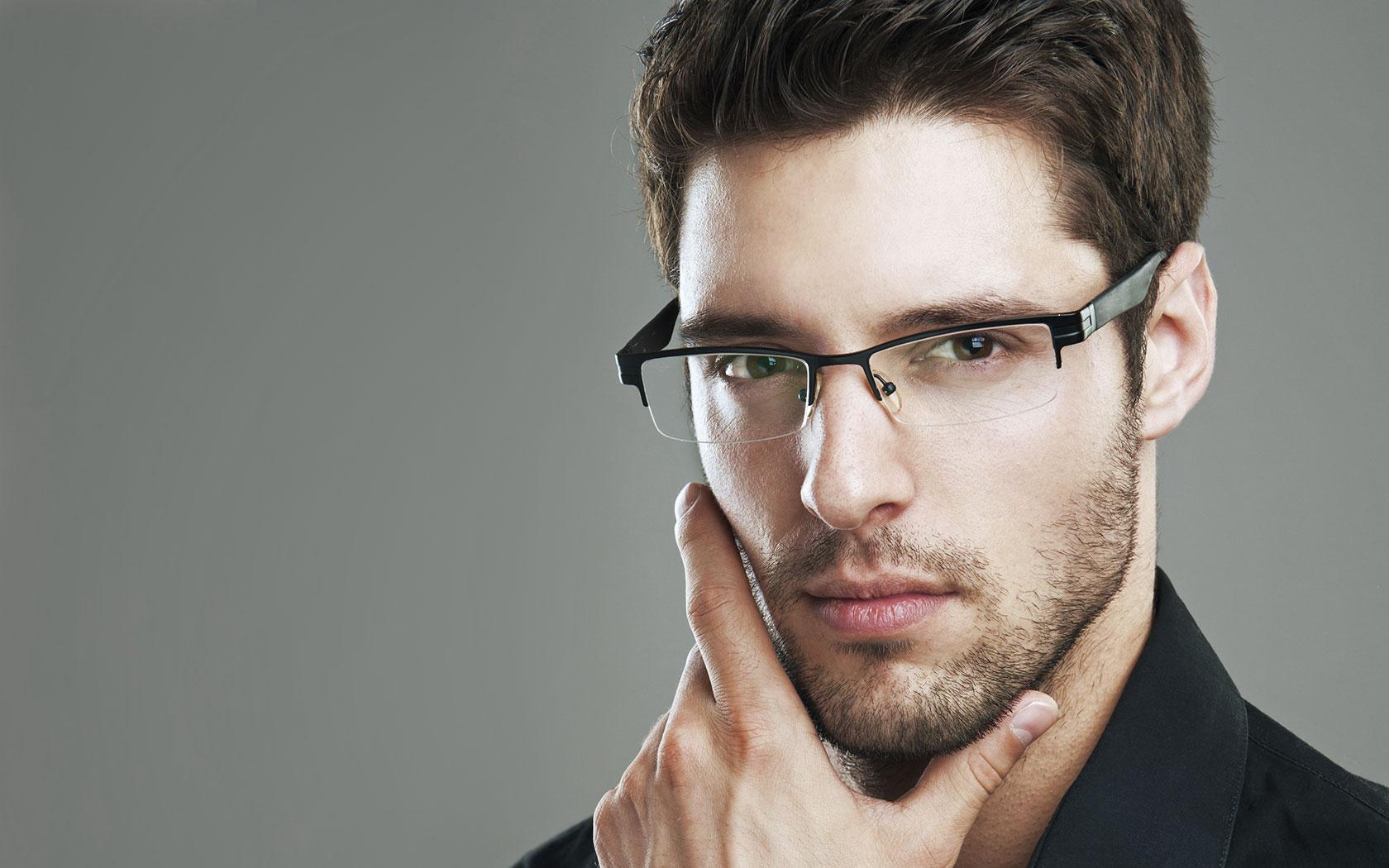 Latest Trends In Men s Eyeglass Frames : Dorky No More: Looking Sharp Means Wearing Eyeglasses ...