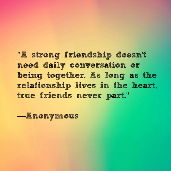 Anonymous Quotes About Friendship Impressive Friendship Quotes Archives  Hip New Jersey