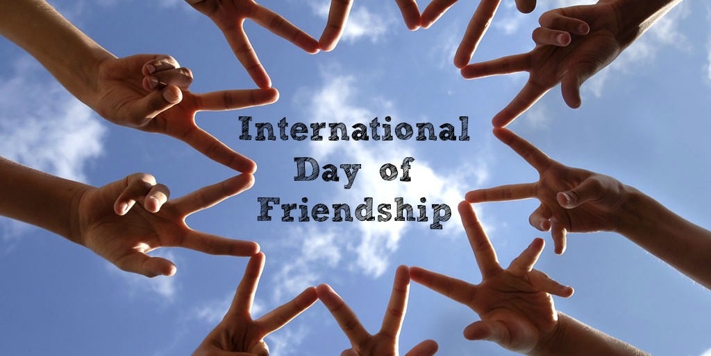 HipNJ Celebrates International Day of Friendship - Hip New Jersey