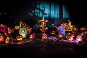 THE GLOW: A Jack O'Lantern Experience @ Monmouth Park Racetrack | Oceanport | New Jersey | United States
