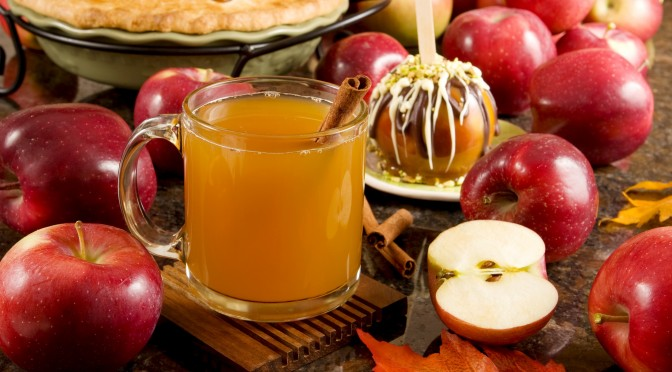 National Apple Cider Day