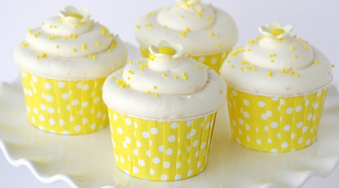 National Cupcake/Lemon Cupcake Day