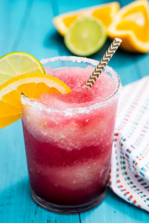 Frozen Sangria Margarita