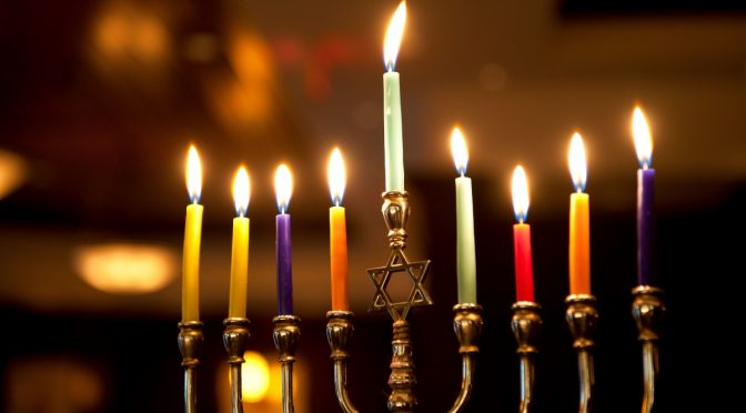 Hanukkah Begins