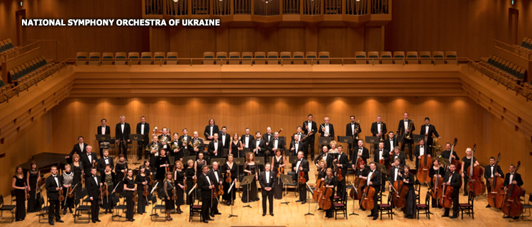 National Symphony Orchestra of Ukraine: Theodore Kuchar, Conductor Laureate @ MPAC   Morristown   New Jersey   United States