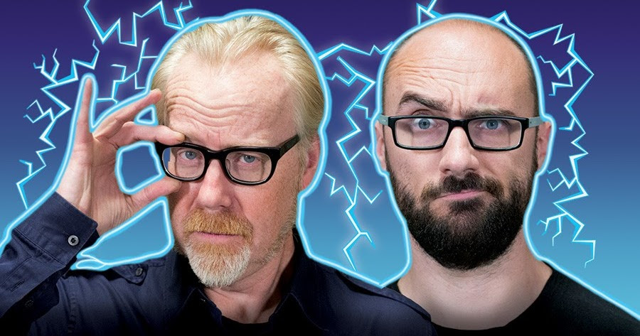 Brain Candy Live!  Starring Adam Savage & Michael Stevens @ NJPAC | Newark | New Jersey | United States