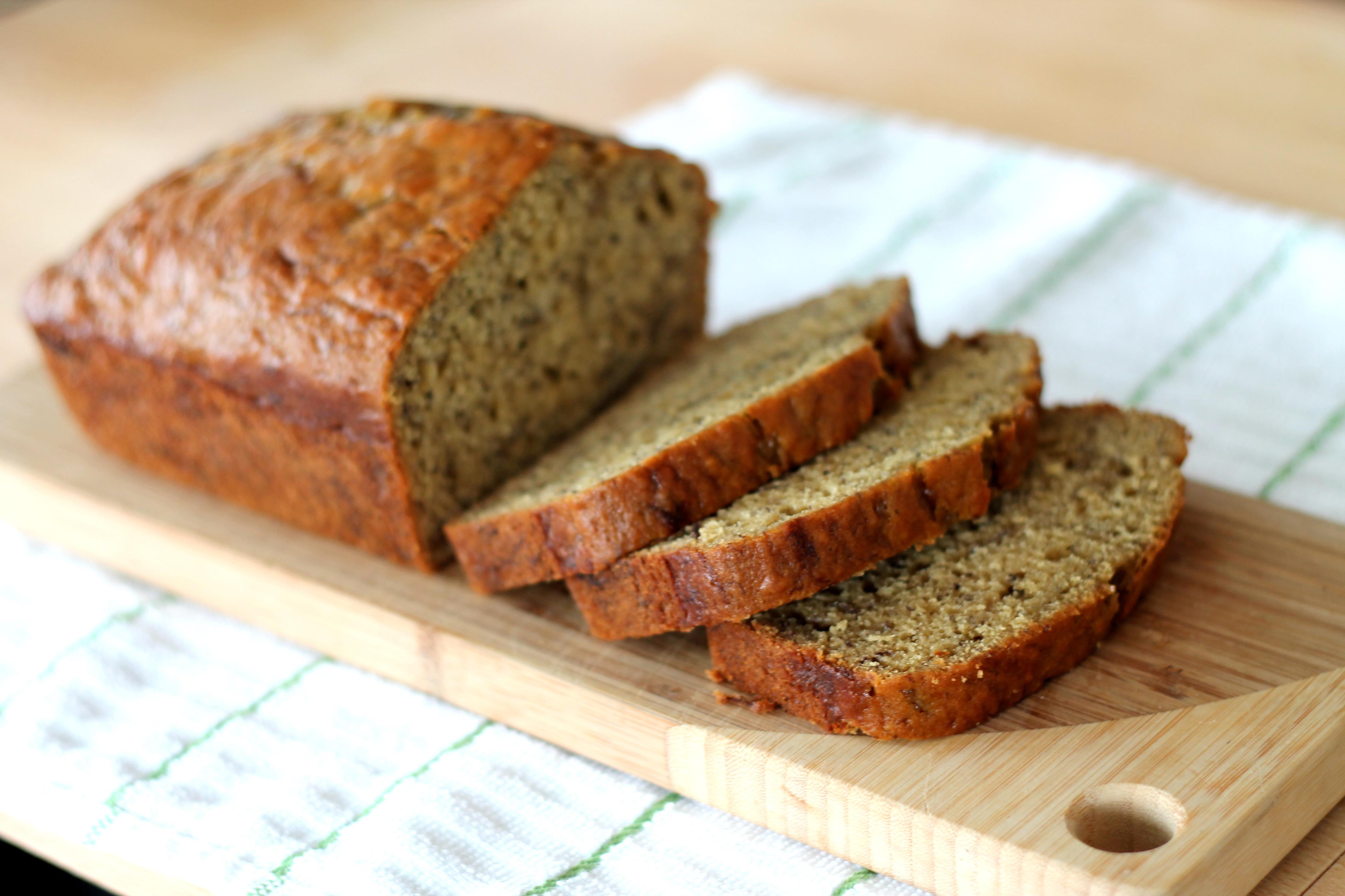 Carrot Cake Banana Bread Recipe