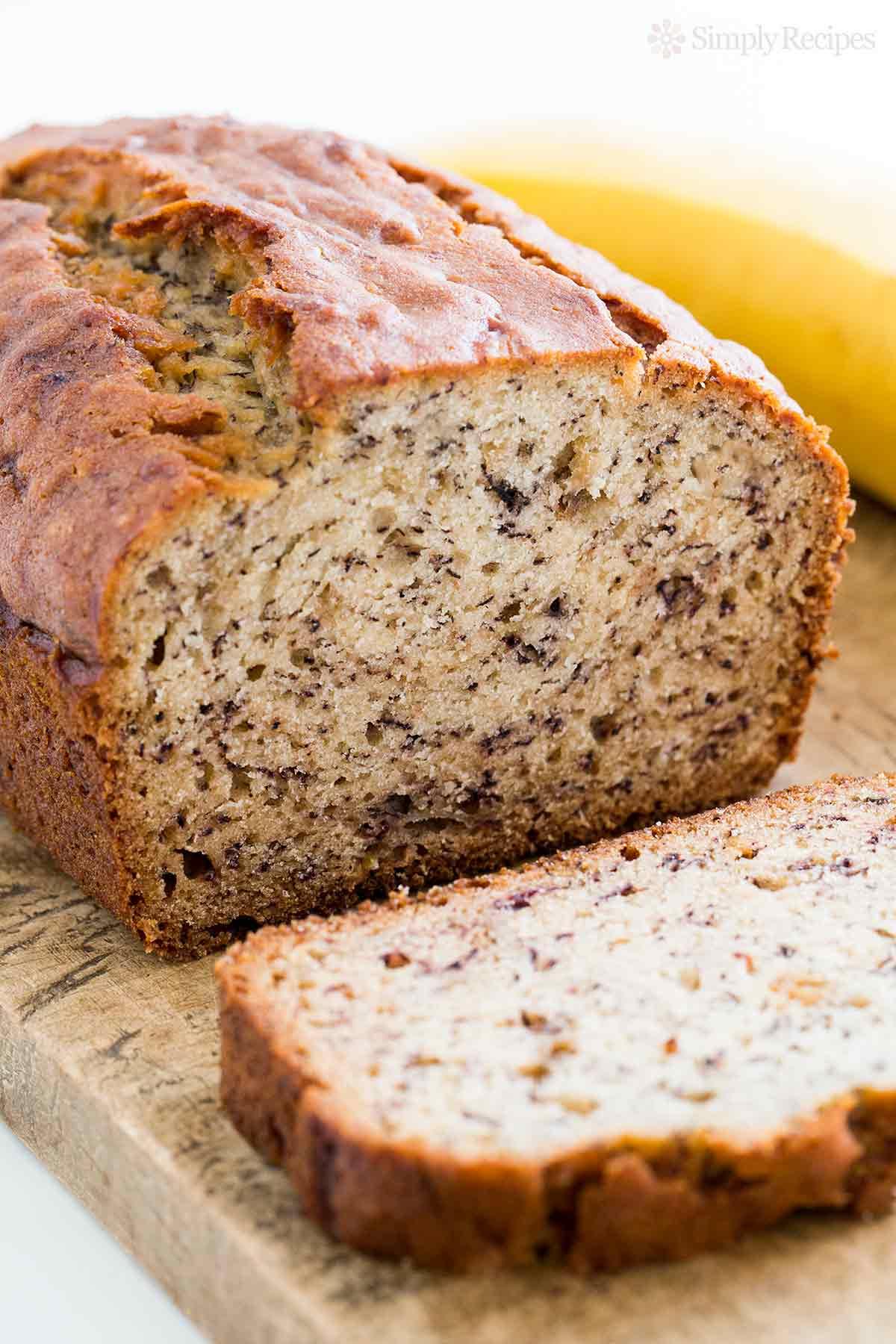 National Banana Bread Day - Hip New Jersey