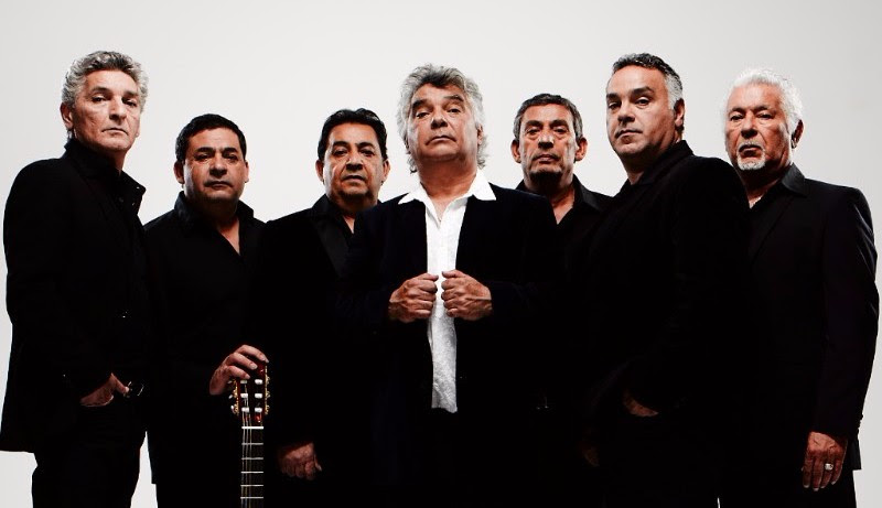 THE GIPSY KINGS Featuring Nicolas Reyes & Tonino Baliardo @ NJPAC | Newark | New Jersey | United States