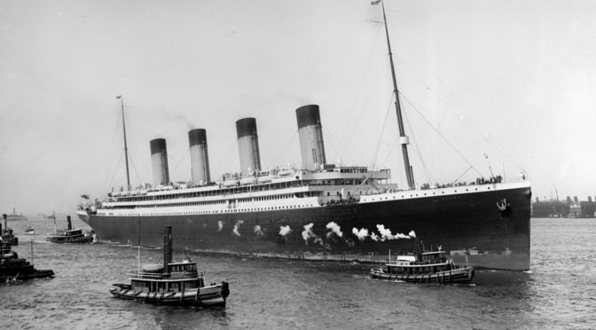 National Titanic Remembrance Day
