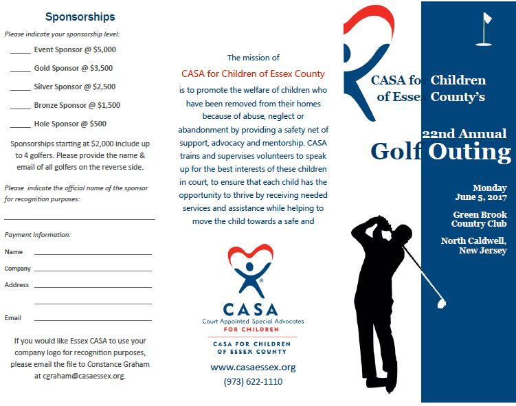 CASA Golf Outing