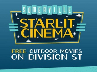 Somerville Starlit Cinema Series @ Somerville | New Jersey | United States