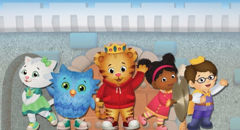 Daniel Tiger's Neighborhood Live: King For A Day @ NJPAC | Newark | New Jersey | United States