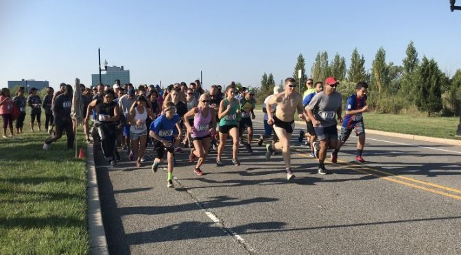 CareOne 4th Annual 5K Race Against Cancer