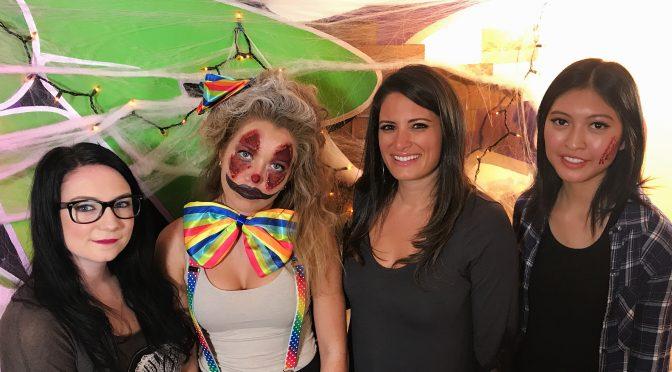 Halloween FX Makeup
