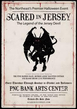 SCARED IN JERSEY at PNC Bank Arts Center @ PNC Bank Arts Center | Holmdel | New Jersey | United States