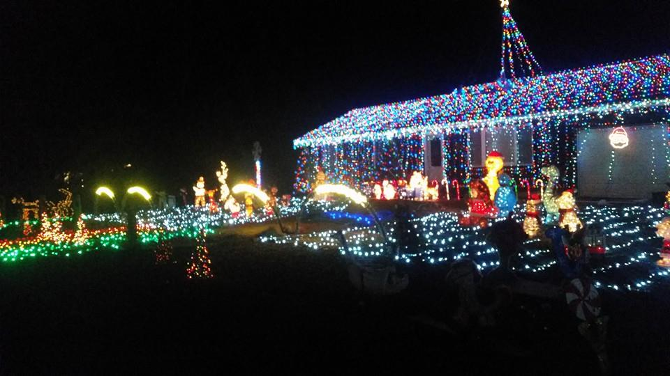 Bayville Christmas Light Show U2013 279 Woodhaven Blvd. SW, Bayville