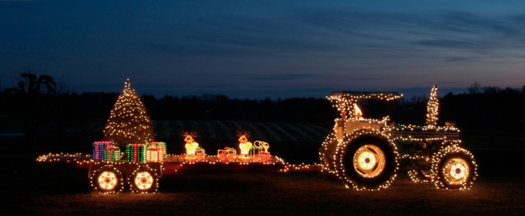 Night Of Lights U2013 Creamy Acres Farm, Mullica Hill