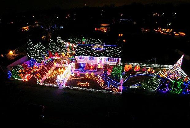 Christmas Light Show In Nj