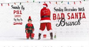"Bottagra ""Bad Santa"" Brunch Christmas Party @ Bottagra Brunch | Hawthorne | New Jersey | United States"