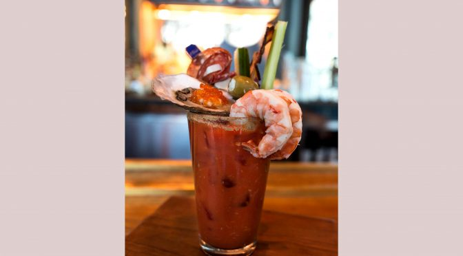 Build Your Own Bloody Mary at Halifax