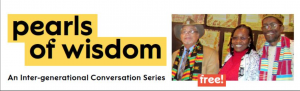 "NJPAC Presents ""Pearls of Wisdom: An Intergenerational Conversation Series"" @ NJPAC 
