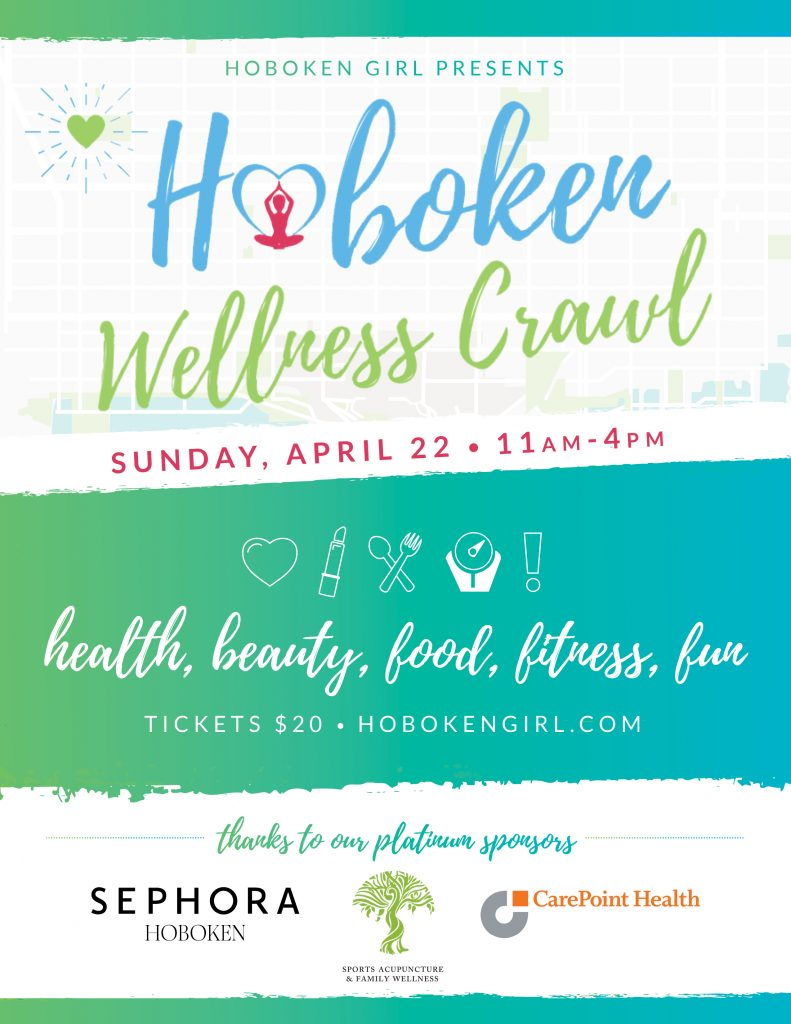 HOBOKEN WELLNESS CRAWL