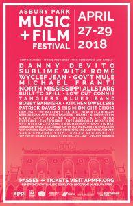 Asbury Park Music + Film Festival @ Asbury Park | Asbury Park | New Jersey | United States