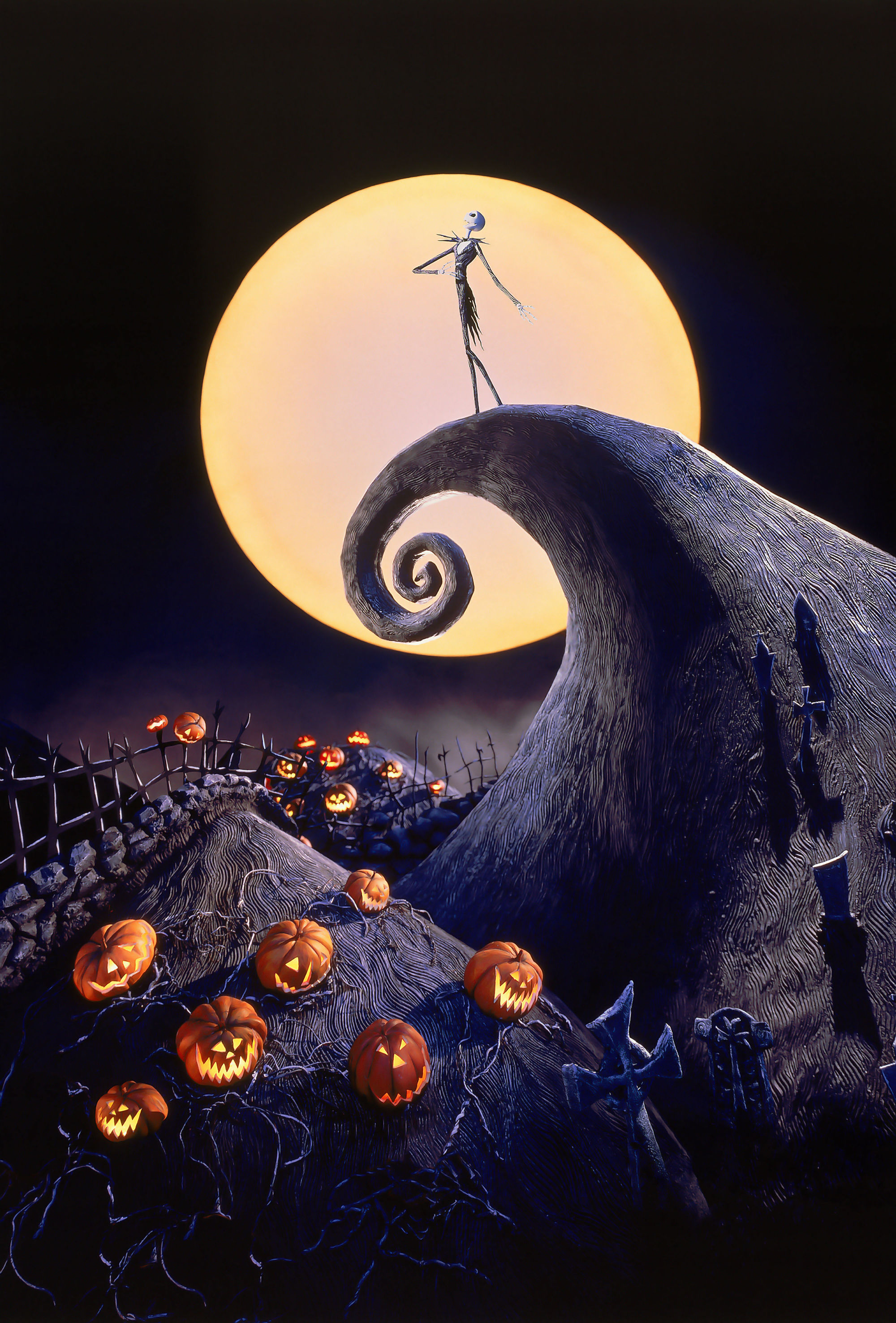 Tim Burton\'s The Nightmare Before Christmas Live in Concert - Hip ...