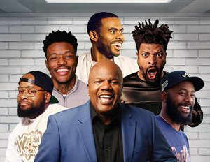 Earthquake's Father's Day Comedy Show @ NJPAC | Newark | New Jersey | United States
