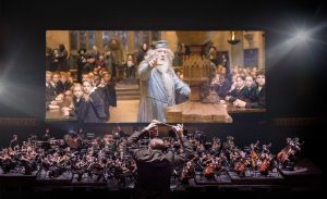 Harry Potter and the Goblet of Fire Live in Concert @ NJPAC | Newark | New Jersey | United States