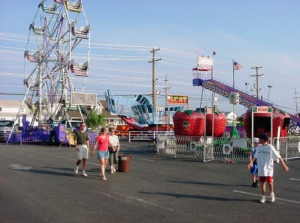 FESTIVAL OF THE SEA CARNIVAL @ Saint Francis Parish and Center Grounds | Long Beach Township | New Jersey | United States
