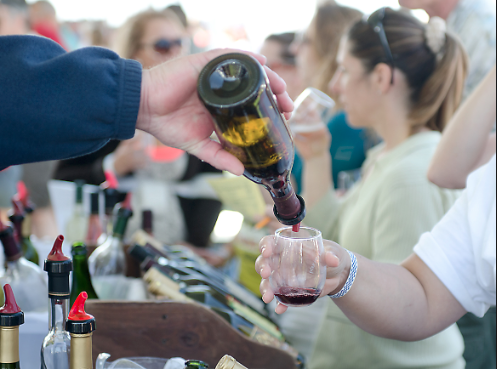 POUR INTO SUMMER WINE FESTIVAL