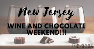 WINE & CHOCOLATE WEEKEND @ Monmouth Park Racetrack | Oceanport | New Jersey | United States