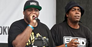 EPMD & Universal Hip Hop Museum @ Chambers Plaza | Newark | New Jersey | United States