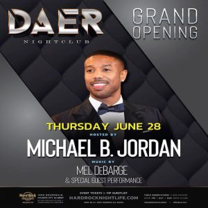 Daer Nightclub Grand Opening @ Hard Rock Hotel & Casino Atlantic City, Atlantic City, NJ | Atlantic City | New Jersey | United States