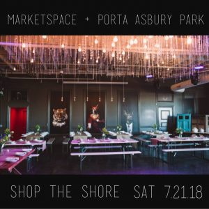 Shop the Shore- Porta Asbury Park @ Porta Asbury Park | Asbury Park | New Jersey | United States