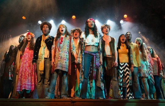 HAIR – THE AMERICAN TRIBAL LOVE MUSICAL