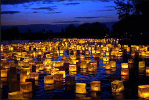 Water Lantern Festival in Jersey City @ Liberty State Park | Jersey City | New Jersey | United States