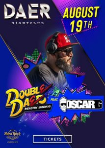 Daer Nightclub presents Oscar G! @ Hard Rock Hotel & Casino Atlantic City | Atlantic City | New Jersey | United States