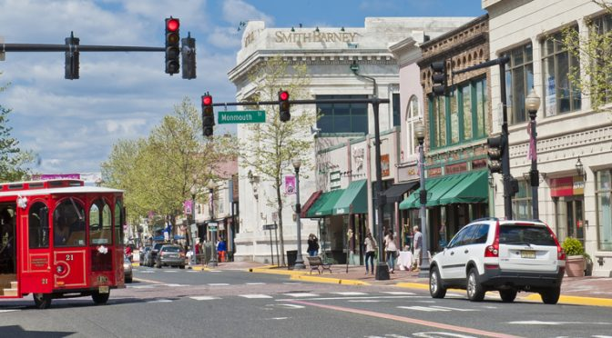 Red Bank Food and Wine Walk
