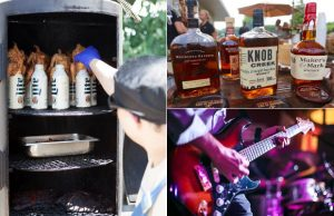 BBQ, BOURBON & ROCK @ Bear Den Grille & Smokehouse at Black Bear Golf Club   | Franklin | New Jersey | United States