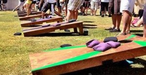 First Annual Charity Cornhole Tournament @ Willie McBrides | Hoboken | New Jersey | United States