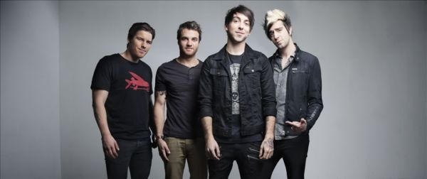 All Time Low and Dashboard Confessional