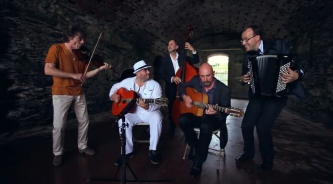 DJANGO FESTIVAL ALL-STARS WITH SPECIAL GUEST EDMAR CASTAÑEDA