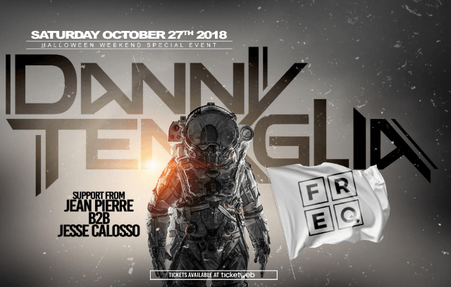FREQ NYC Halloween Party! @ FREQ | New York | New York | United States